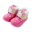 台灣製Hello Kitty保暖短靴 sk0904 魔法Baby