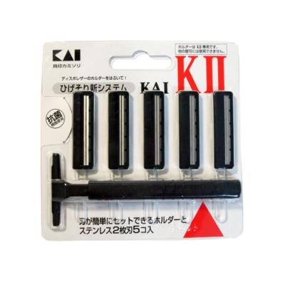KIA 日本貝印刮鬍刀-3組入