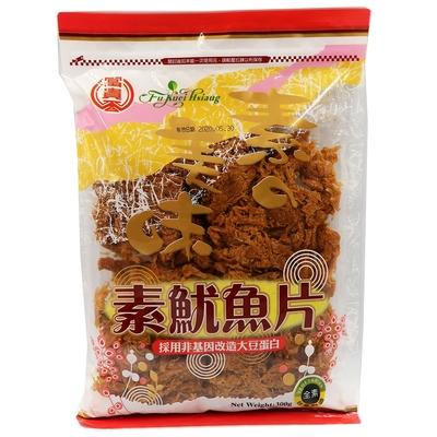 富貴香 素魷魚片-純素 300g*3包