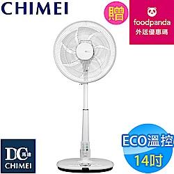 CHIMEI奇美 14吋 7段速微電腦遙控ECO溫控DC直流電風扇
