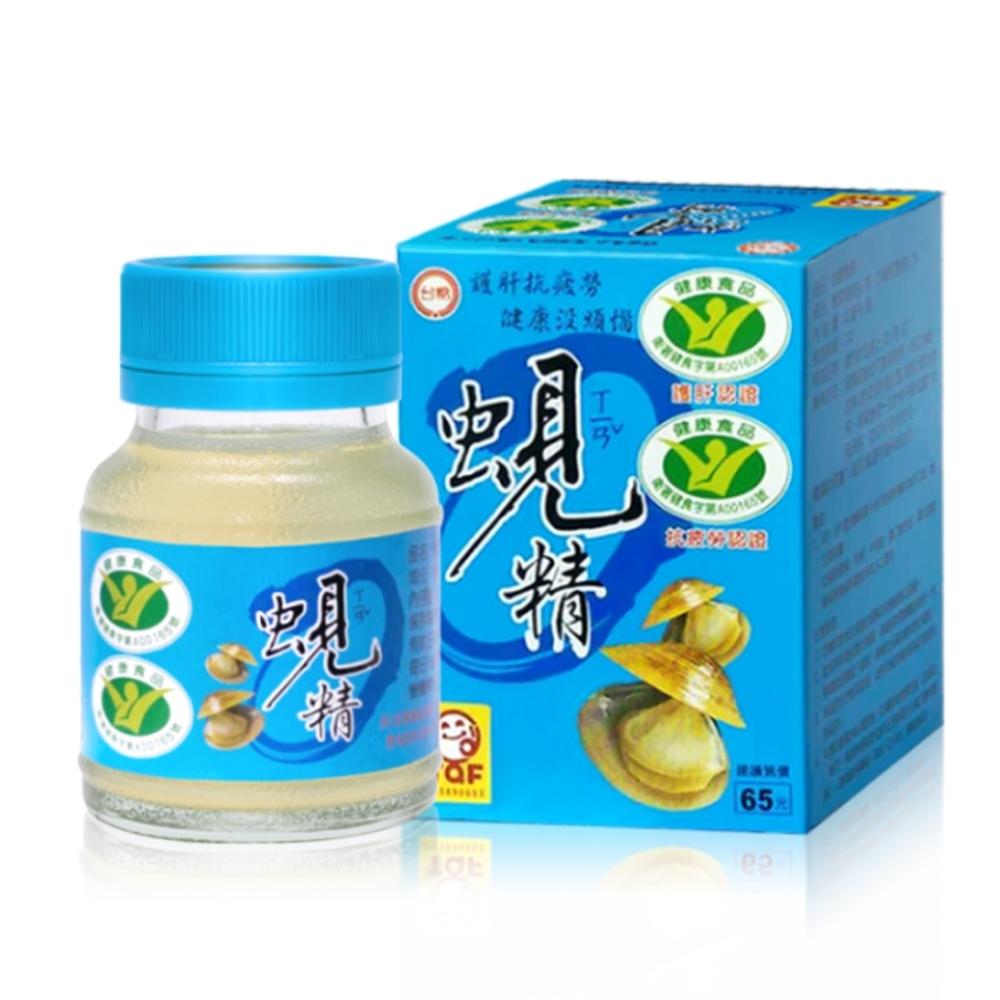 台糖 原味蜆精(62ml/瓶)x120瓶重量組
