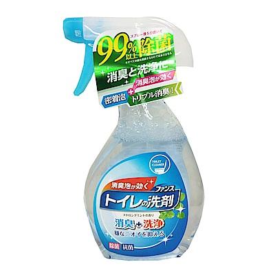 日本第一石鹼 浴廁除菌消臭清潔劑(380ml)