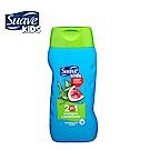 Suave Kids 兒童洗護二合一洗髮精?355ml_低敏溫和西瓜味