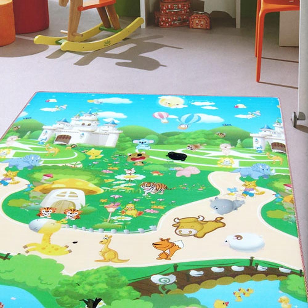 范登伯格 - 珍珠棉遊戲毯 - 城堡 (180 x 200cm)