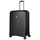 VICTORINOX瑞士維氏Werks Traveler 6.0可擴充29吋硬殼行李箱-黑