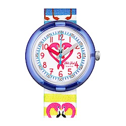 FlikFlak 兒童錶 FLAMILY 烈火焰鳥手錶