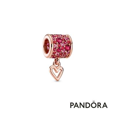 【Pandora官方直營】璀璨的愛吊飾