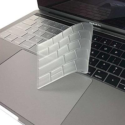 EZstick MacBook Pro 13 2018 A1989 奈米銀TPU鍵盤膜