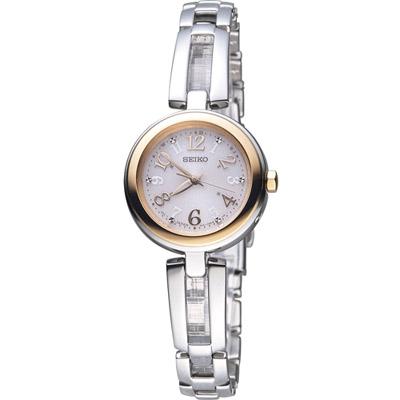 SEIKO VIVACE 甜蜜心情時尚腕錶(SWFH070J)25mm