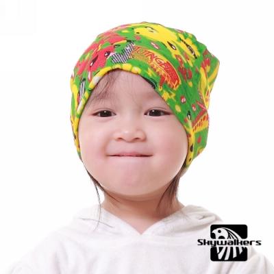 Skywalkers《動物音樂節》兒童魔術頭巾