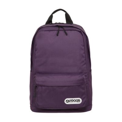 【OUTDOOR】極簡生活3.0-15.6吋後背包-紫色 OD281100PL
