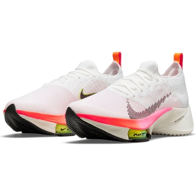 NIKE 慢跑鞋  運動鞋 氣墊 緩震 女鞋 白 DJ5431100 W AIR ZOOM TEMPO NEXT% FK