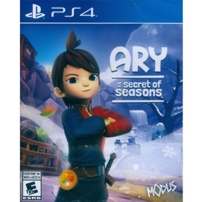 艾莉與季節的秘密 Ary and the Secret of Seasons - PS4 中英日文美版