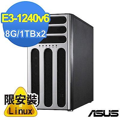 ASUS TS300-E9 E3-1245v6/8G/1TBx2/FD