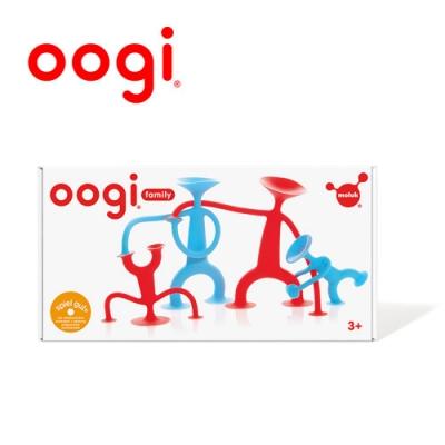 【MOLUK】瑞士創意玩具 - Oogi 麻吉好朋友- 麻吉家族