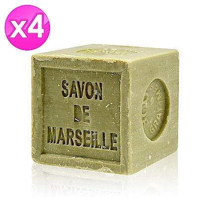 法國 戴奧飛波登 經典馬賽皂(300g)-4入組