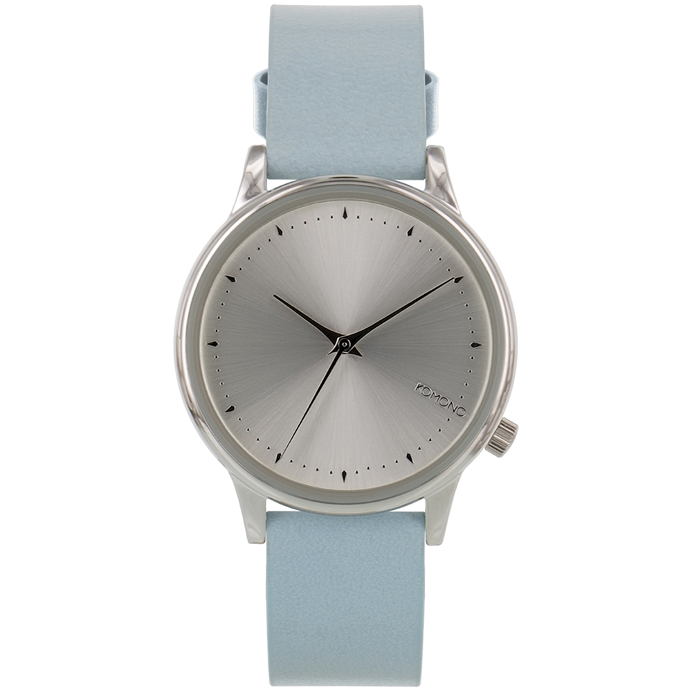 KOMONO Estelle Pastel 腕錶-銀河藍/36mm