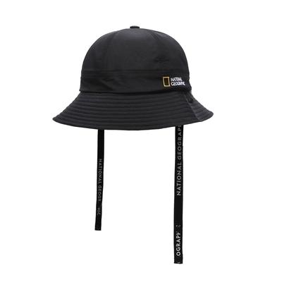 NATIONAL GEOGRAPHIC 中性 MASK HANGER BUCKET HAT 休閒帽 黑-N215AHA350099