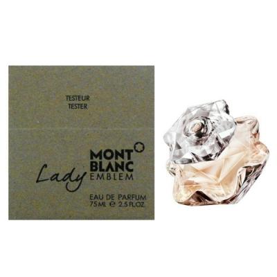 Montblanc Emblem 萬寶龍女性淡香精 75ml Tester 包裝