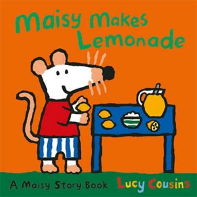 Maisy Makes Lemonade 波波做檸檬水故事小書