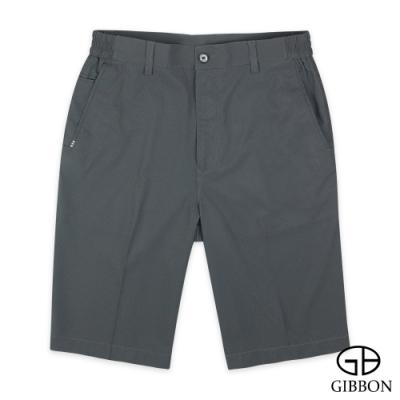 GIBBON 速乾Super Stretch超彈性輕量運動短褲‧海松灰