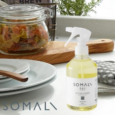 日本 木村石鹼 SOMALI 廚房泡沫式清潔劑 300ml