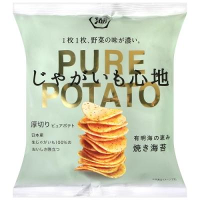 湖池屋 PURE POTATO海苔薯片(58g)