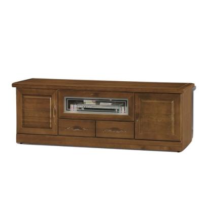MUNA 可利亞樟木色6尺電視櫃/長櫃 178X50X62cm