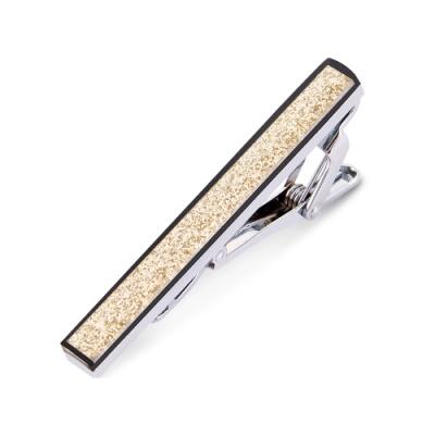 Laifuu拉福,領帶夾閃碎鑽領帶夾領夾(5.5cm)