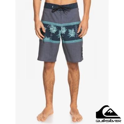 【 QUIKSILVER】SURFSILK PRIMITIVE ENFORCER 20 衝浪褲  黑灰
