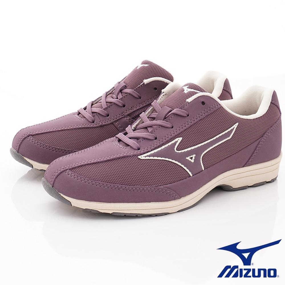 Mizuno美津濃-避震X10健走鞋-173263藕紫(女段)