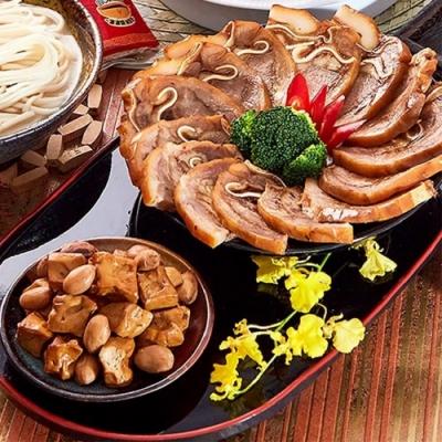 王媽媽 香豬捲禮盒(香豬捲+花生豆干)(CAT)