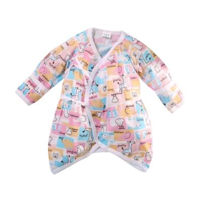 台灣製嬰兒薄款護手蝴蝶衣 k51281 魔法Baby
