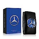 Mercedes Benz 賓士 王者之星男性淡香水小香7ml