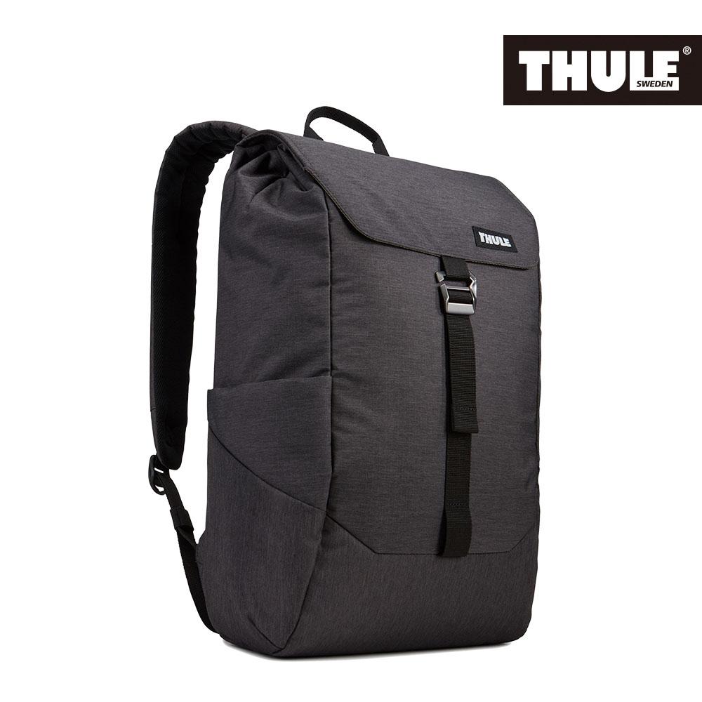THULE-Lithos 16L筆電後背包TLBP-113-黑