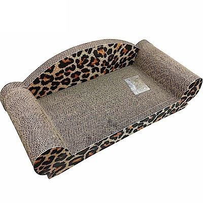 MDOBI摩多比-貓丸家 瓦楞紙 貓抓板-沙發躺椅