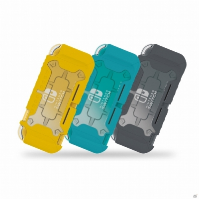 HORI Nintendo Switch Lite 專用 堅硬保護外殼(抗衝擊)