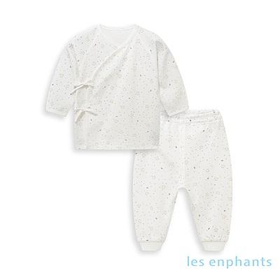 les enphants 天絲系列六條帶套裝 白色