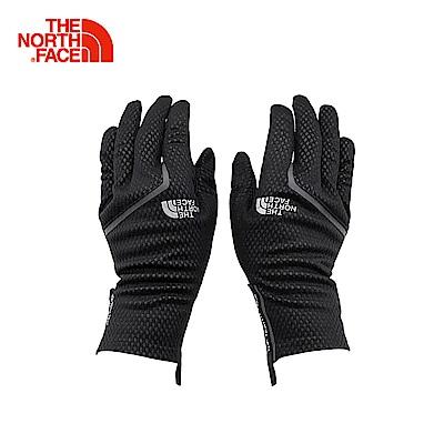 TheNorthFace北面黑色可觸屏保暖手套 |  3 KPBJK 3