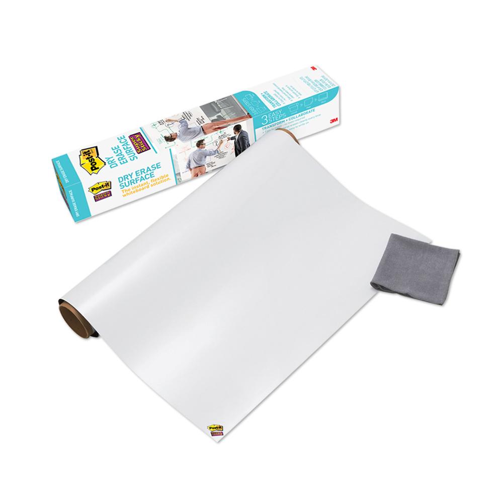 3M Post-it利貼 狠黏多用途白板貼DEF3X2(90x60cm)