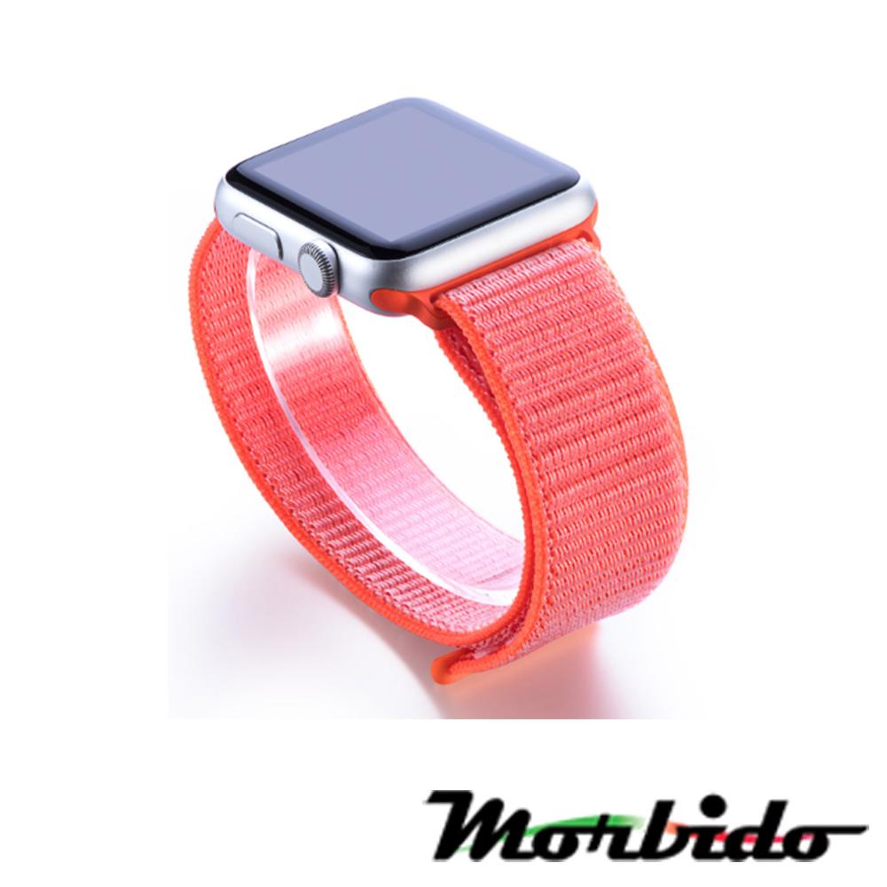 Morbido蒙彼多Apple Watch 40m尼龍編織運動錶帶