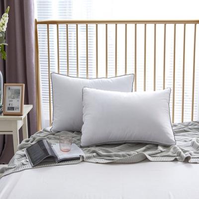 A-ONE 飯店專用/可調枕芯高度-可水洗羽絲絨枕-2入