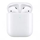 Apple AirPods藍芽耳機 全新2019款(無線充電盒款)-第2代