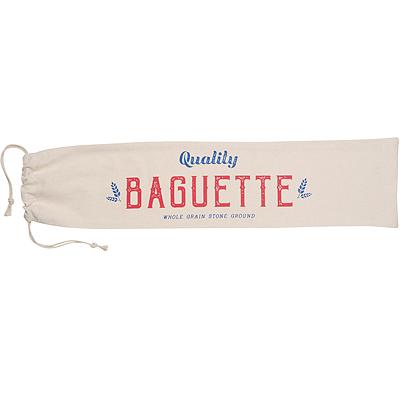 《NOW》復古風法國麵包購物袋