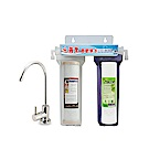 EssenPure水蘋果 二道式吊片型淨水器(DIY自助簡易型)