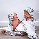 美國 Bebe Au Lait 純棉造型嬰幼兒浴巾/保暖毯 (小熊貓)