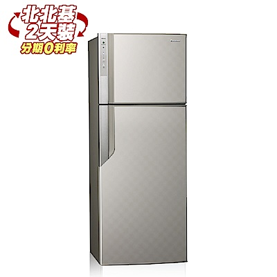 Panasonic國際牌 485L 1級變頻2門電冰箱 NR-B489GV