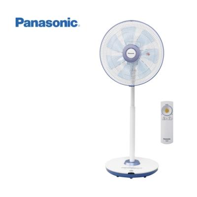 福利品 Panasonic國際牌 14吋 7段速微電腦遙控ECO溫控DC直流電風扇 F-L14GMD