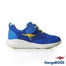 KANGAROOS 童 LITE 137 輕量運動鞋(藍)