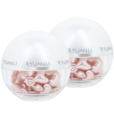 [YAHOO獨家] YUANLI願麗 智慧控膚膠囊逆齡舒緩保濕30顆 買一送一
